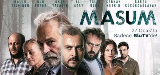 """Online Türk dizisi """"Masum"""""""