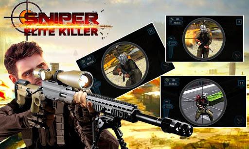 Sniper: Elite Killer Mod APK