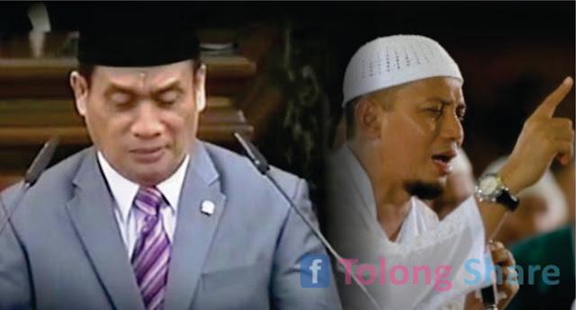 Ustadz Arifin Ilham: Doa di Rapat Paripurna Suara Hati Kita Semua yang Cinta Negeri Ini