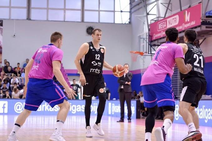 Partizan preskočio Megu, sledi derbi u polufinalu! (VIDEO)