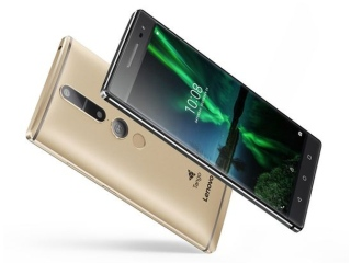 Lenovo Launches New Smartphone Phab 2 Power With Powerfull Battery