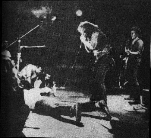 Rory Gallagher - Νέα Φιλαδέλφεια 1981