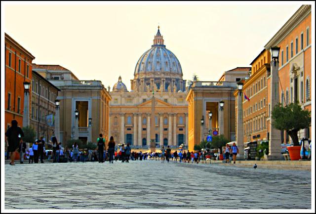 Una ricca  raccolta di immagini di Roma Romantica. Immagini di Dorino Bon