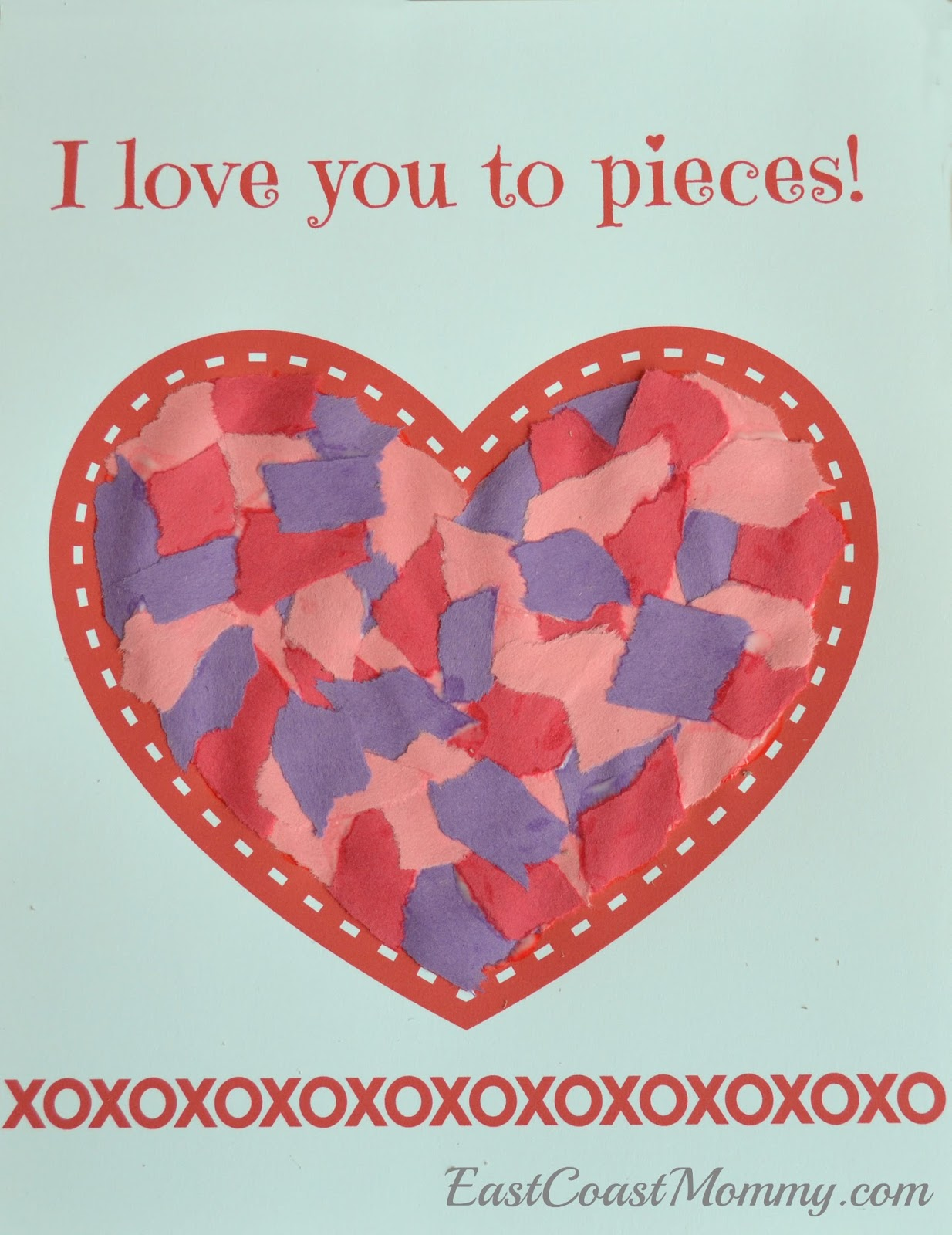 East Coast Mommy 30 Creative Easy And Inexpensive Valentine Ideas