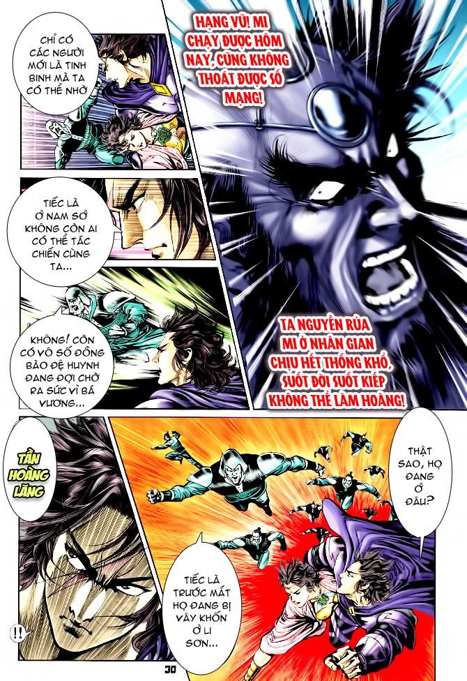 Đại Đường Uy Long chapter 44 trang 30