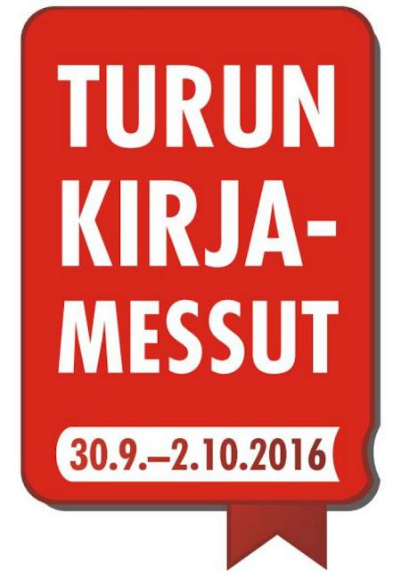 Turun Kirjamessut - logo