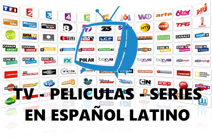 La Mejor App para ver TV En Vivo | Películas y Series SIN CORTES | Android