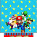 Super Mario Bros Free Party Printables, Images and Backgrounds.