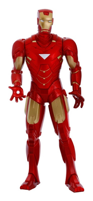 Admiranda Avengers Iron Man 2 3D