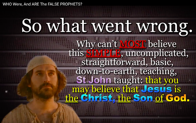 What went wrong with true Christianity?