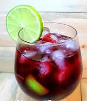 Caipirinha de Vino