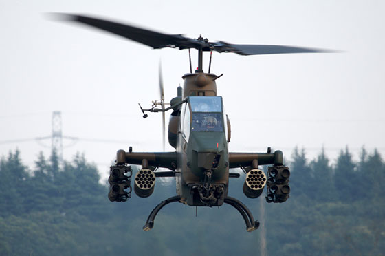 Huey Helicopter For Sale >> Pakistani AH-1 Cobra Gunship Helicopter | Pakistan Military Review