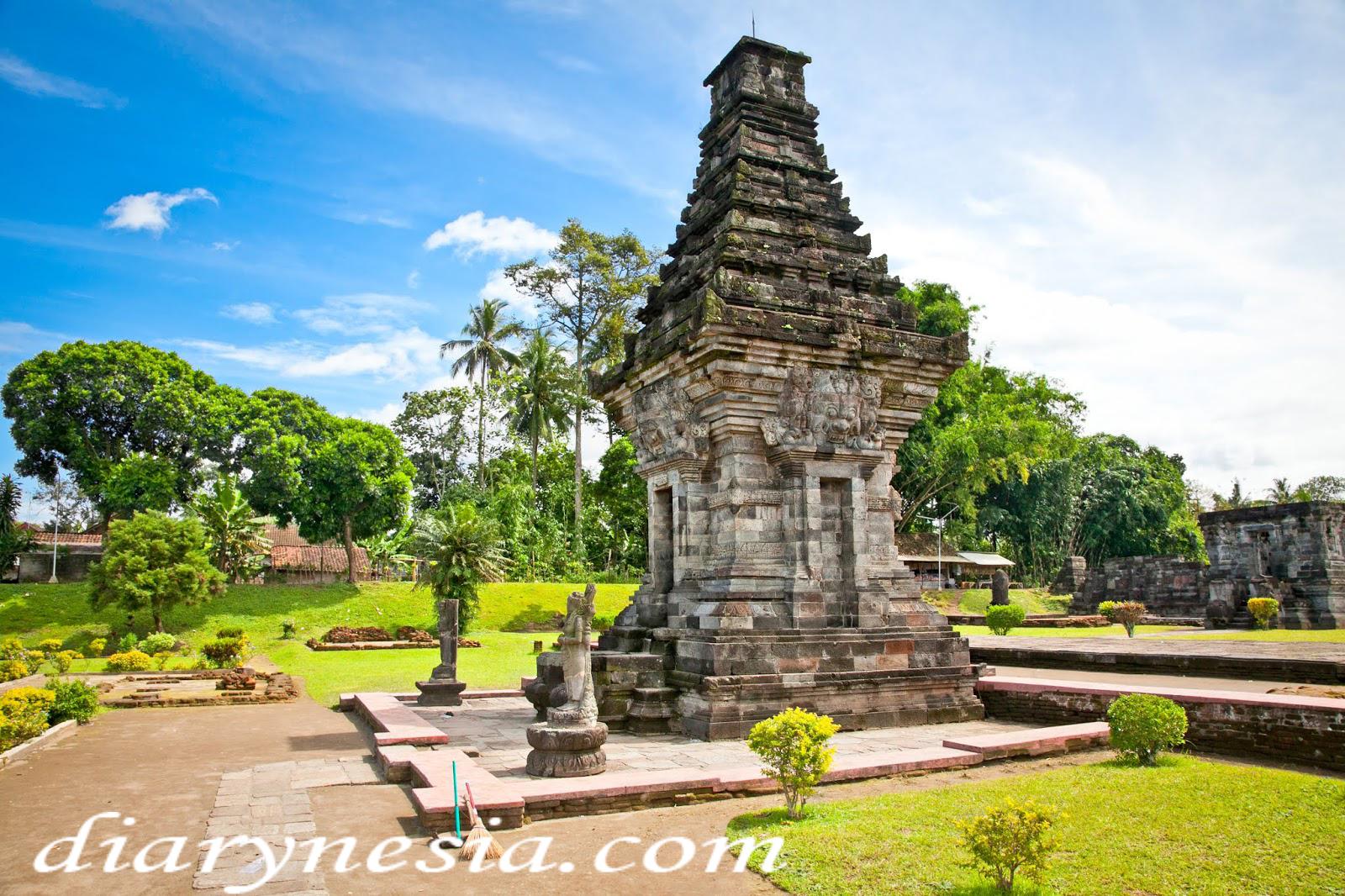 Destination in kediri, Tourist spot Jawa Timur, Majapahit Kingdom, diarynesia