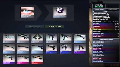 Game case simulator 2 apk v1 3 9 mod money