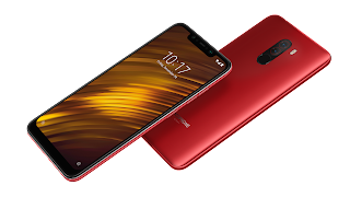 Xiaomi POCOPHONE F1 Available in Malaysia on 30 August 2018