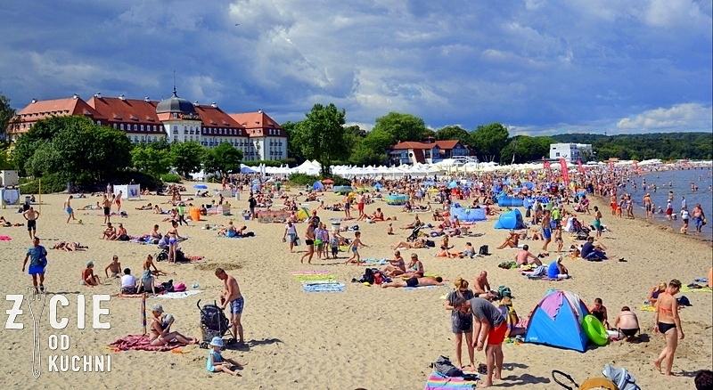 plaża sopot, molo sopot, sopot, plaza, ranking plaz, plazowicze, ludzie na plazy, najpiekniejsza plaza, wybierz plaze, zycie od kuchni