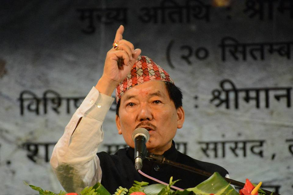 Image result for pawan chamling
