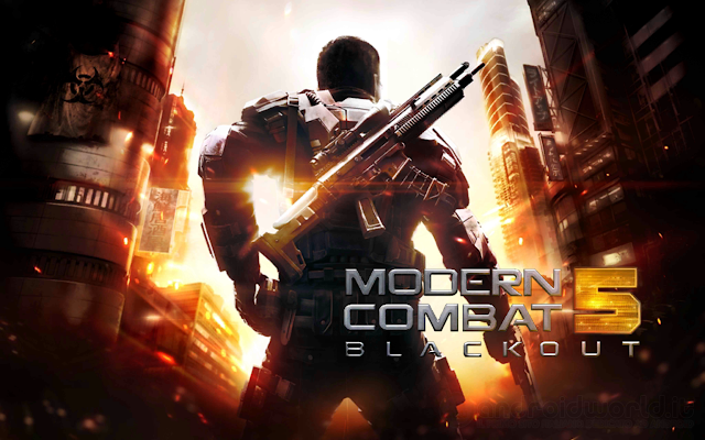 Modern combat 5 Blackout, un shooter gratuito disponible en steam!