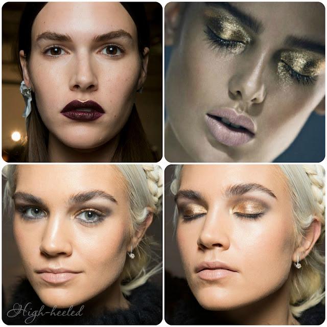 Модный макияж 2017 года