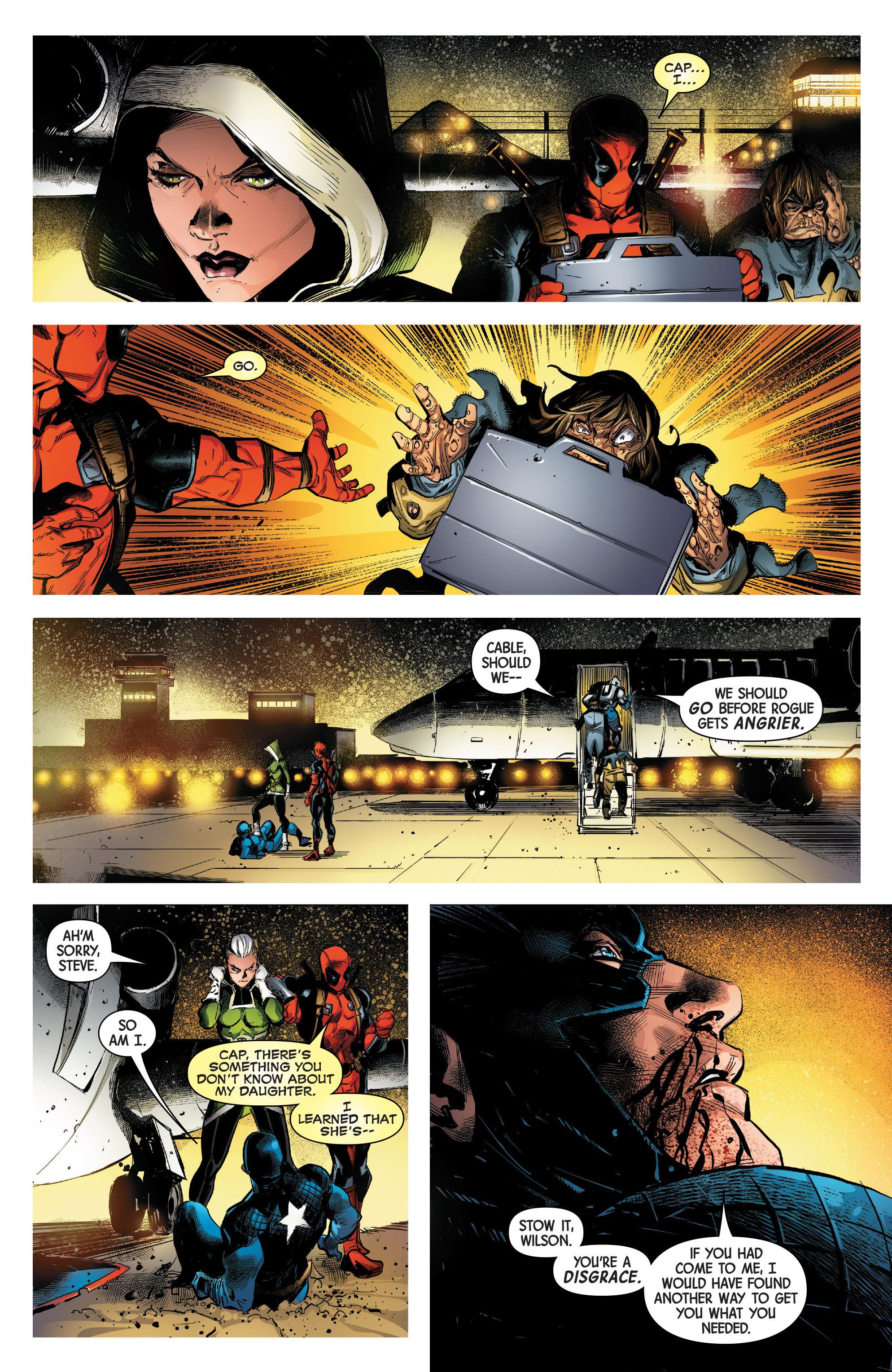 Read online Uncanny Avengers [II] comic -  Issue #14 - 15