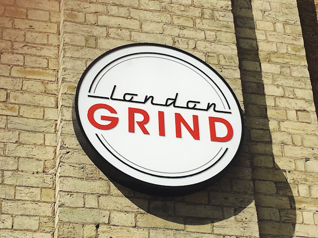 Brunch at London Grind - London Bridge, Near Borough Market