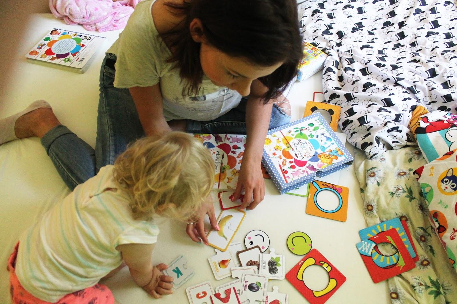 Propozycje zabaw edukacyjnych dla dzieci
