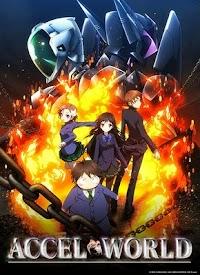 ▷ Descargar Accel World 24/24 +OVAs+Especiales [BD][Sub/Esp][MEGA]