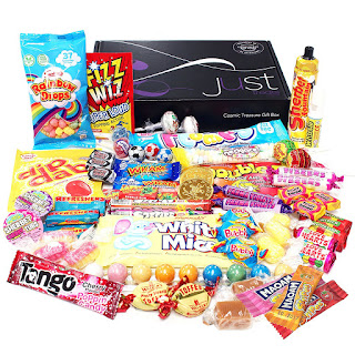 Excellent Gift Box deals, Jam Packed with the Best Ever Retro Sweets £9.69