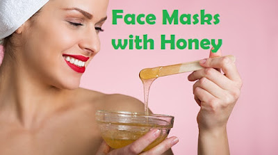 Face Masks with Honey