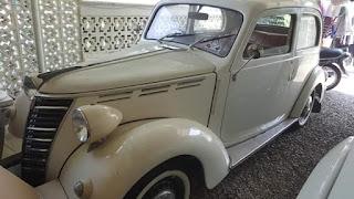 Dijual Mobil Antik Fiat 1100 E tahun 1947