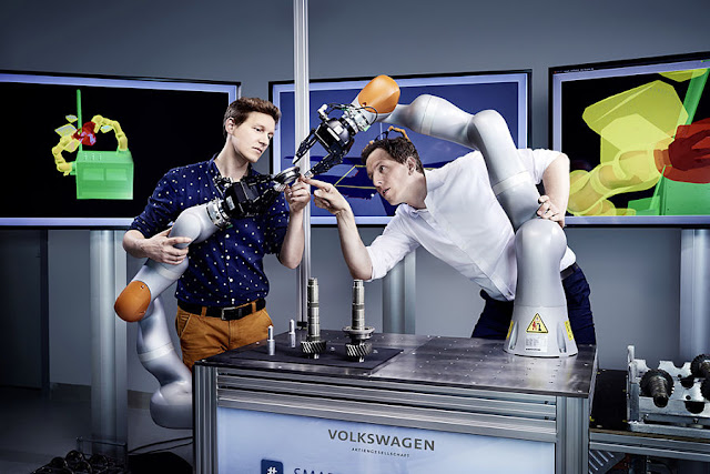S&T | Smart Human-Machine Interaction at Volkswagen