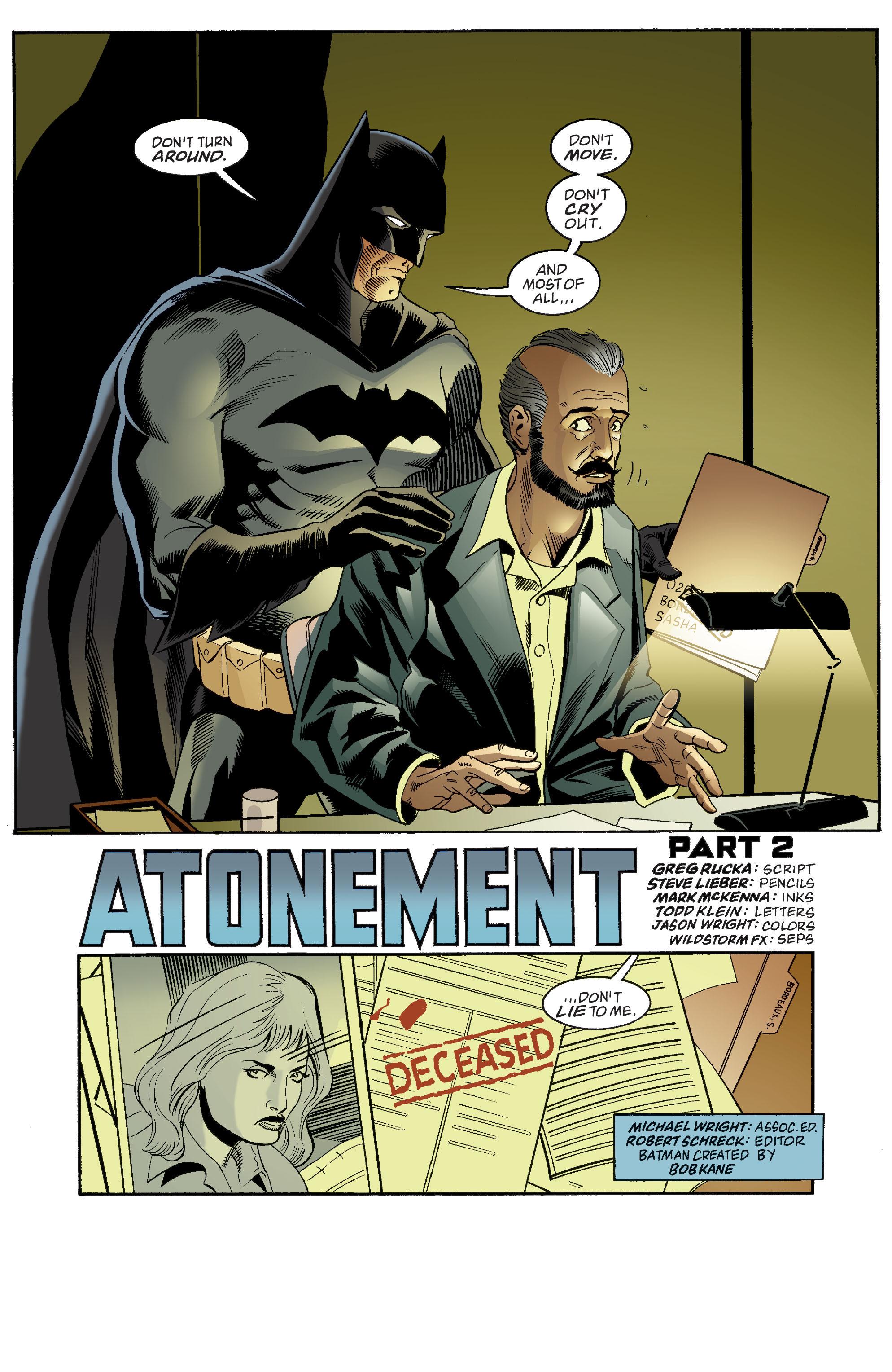 Detective Comics (1937) 774 Page 2