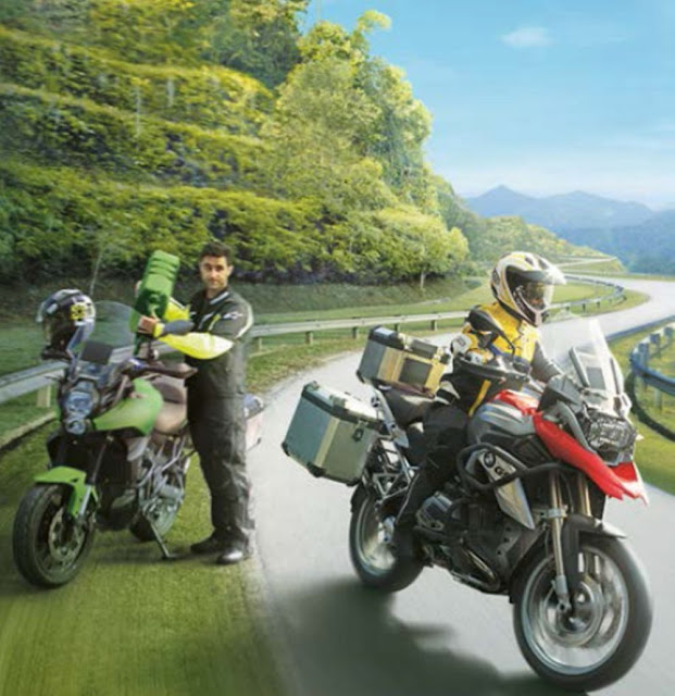 bahan bakar sepeda motor