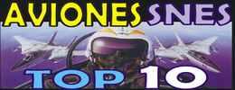 Top 10 Mejores Roms Aviones SNES