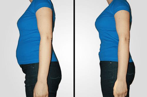 طريقة سهلة وبسيطة لتخسيس البطن و الجناب