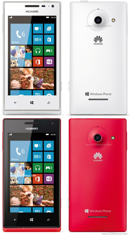 Huawei Ascend W1 Smartphone Review