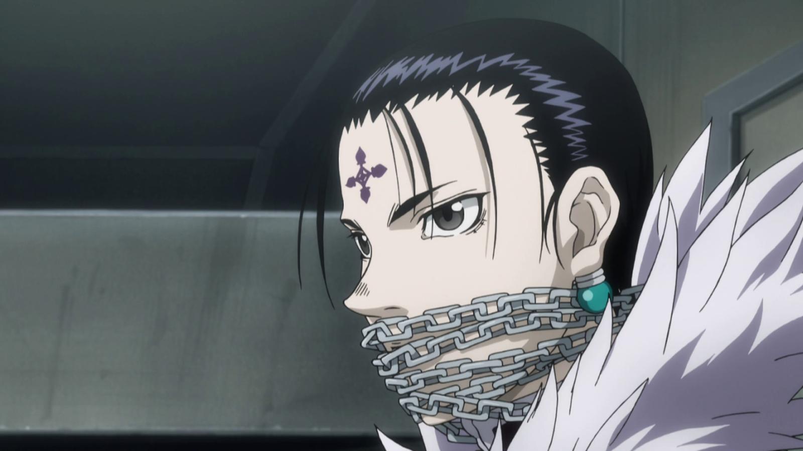Kuroro Lucilfer Chrollo Genei Ryodan Hunter X Danchou The