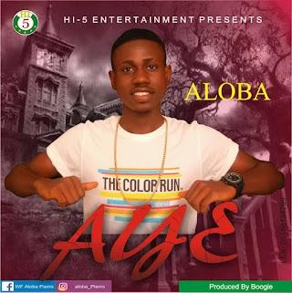 Aloba - Aye (prod by boogie)