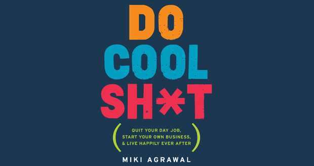 Do Cool Shit Book