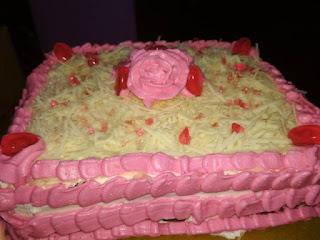 Resep Kue Ulang Tahun Kukus Untuk Mama