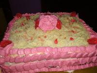 Kue Ulang Tahun Simple dan Hemat