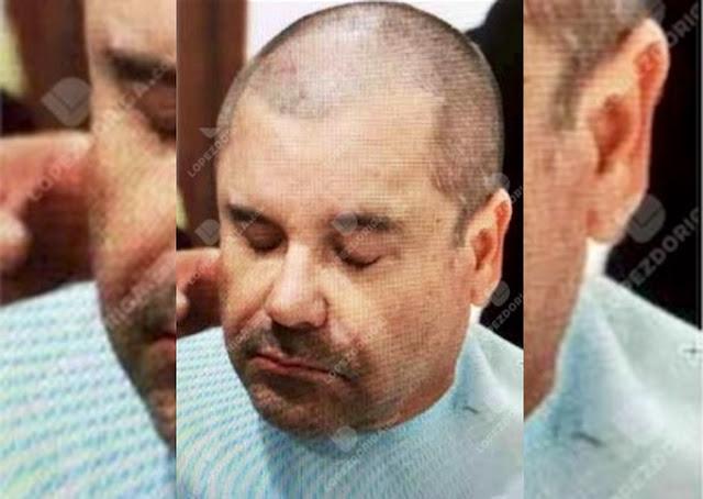 Concede juez una cobija extra al 'El Chapo' Guzmán