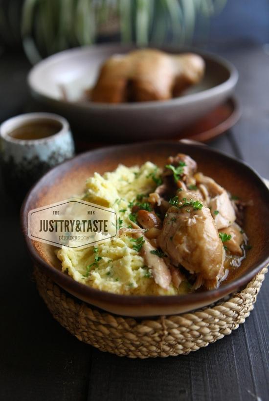 Resep Ayam Saus Coklat (Slow Cooker) JTT