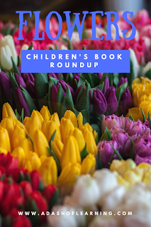 children's book roundup: flowers