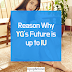 Reason Why YG's Future is up to IU