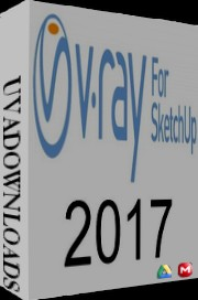 V-ray for SketchUp 2017 3.40.04 x86/x64 - EN-US