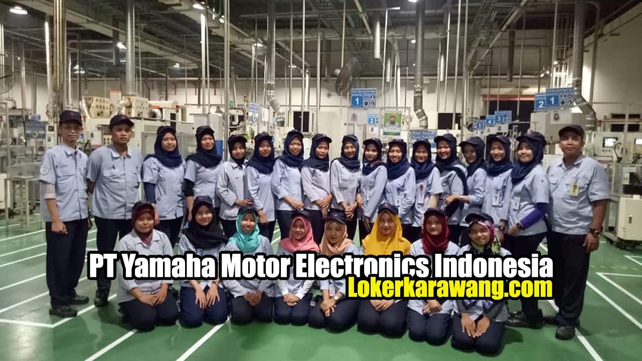 PT Yamaha Motor Electronics Indonesia MM2100