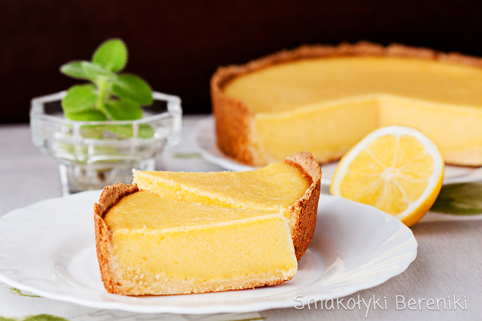 ciasto/pudding z kaszą manną