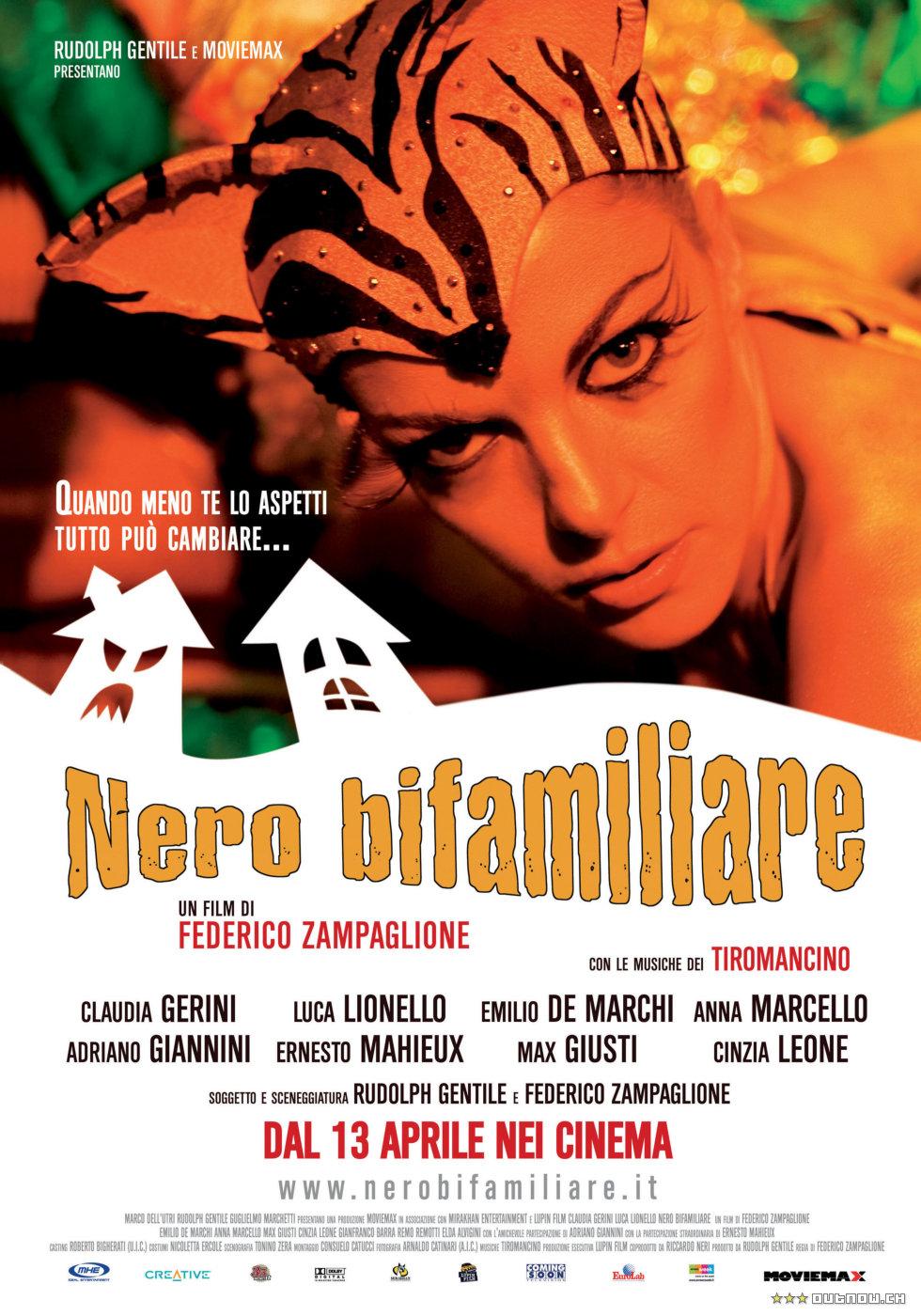 Nero bifamiliare (2007) ταινιες online seires oipeirates greek subs