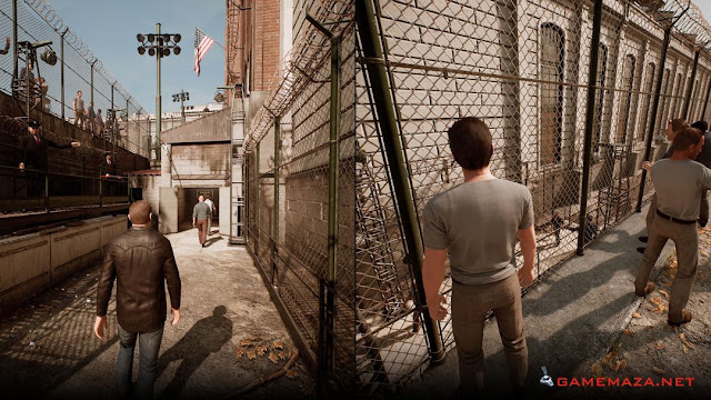 A Way Out Gameplay Screenshot 1